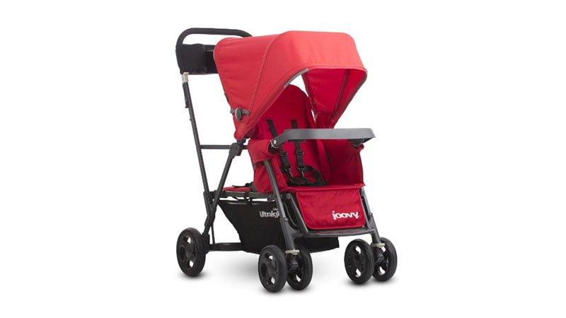 JOOVY-Caboose-Ultralight-Graphite-Stroller
