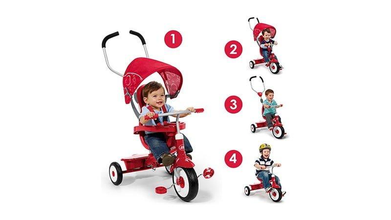 4-in-1-Stroll-'N-Trike